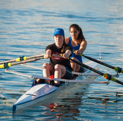 Two-week Rowing Trial